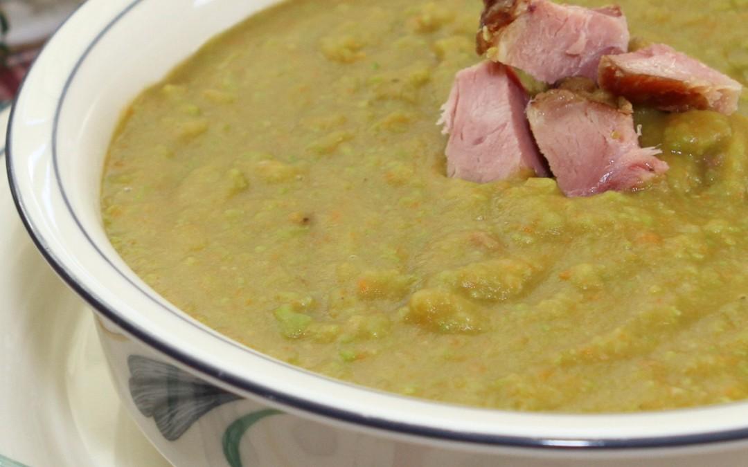 Double 'P' Soup