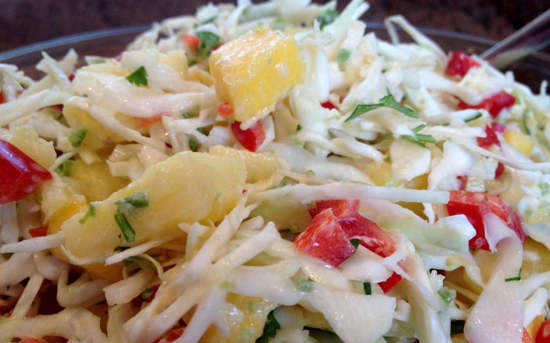 Crowd Pleasing Slaw