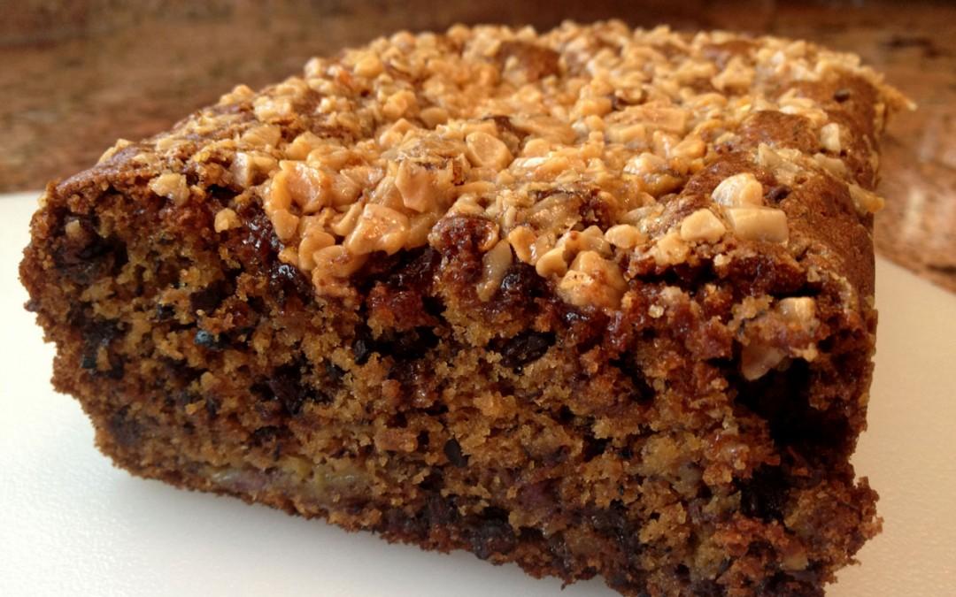 Gluten-Free NiBbY 'Nana Bread
