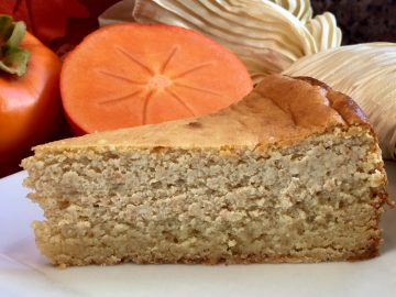 Toasted-Coconut-Almond-Layer-Persimmon-Cheesecake