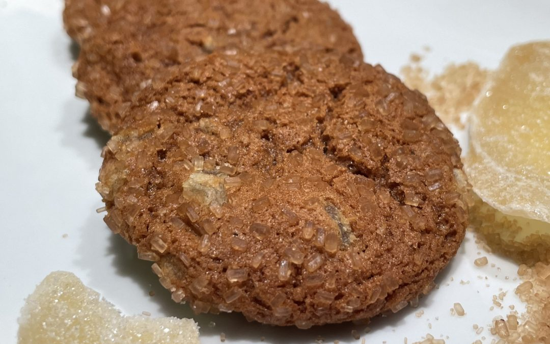 Double-Ginger-Gingersnaps